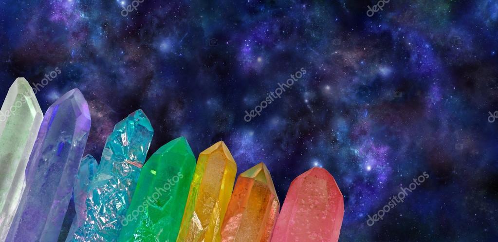 Deep Space Cosmic Aura Wands