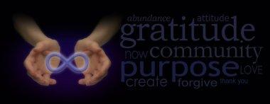 Infinity Meditation Website Banner