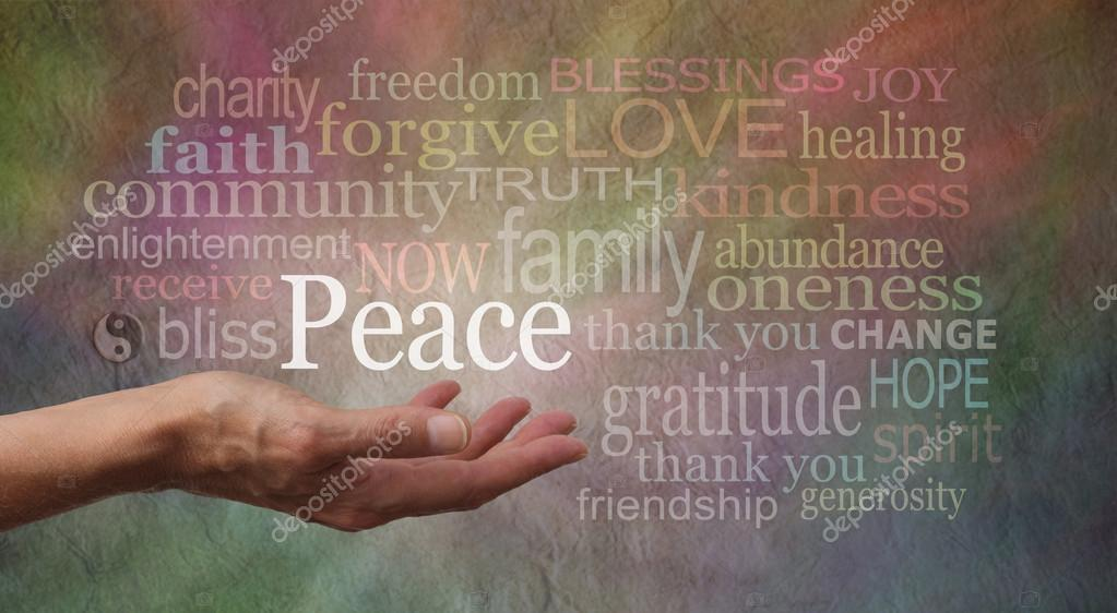 Words of Peace