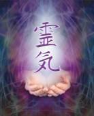 Photo Sending Reiki healing