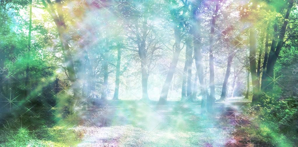 Magical Spiritual Woodland Energy