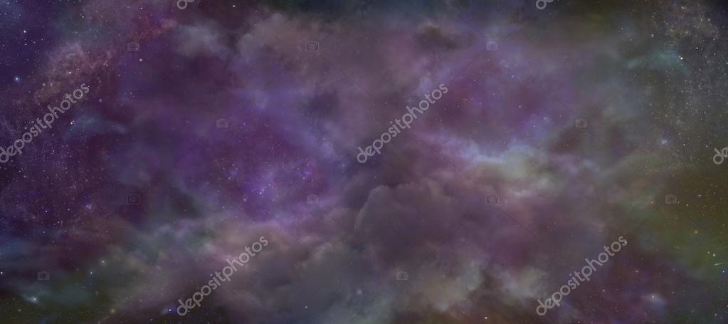 Heavenly Night Sky background