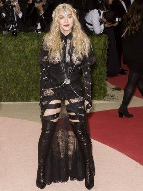 Madonna - singer, actress
