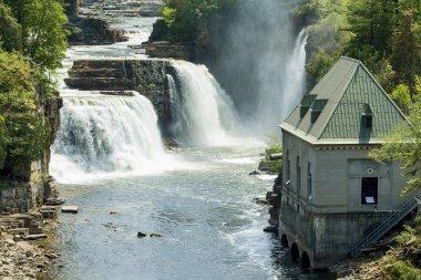 Ausable Chasm - Rainbow Falls