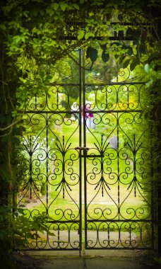 Secret Garden and Iron Gate