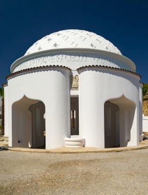Kallithea Springs on the Island of Rhodes