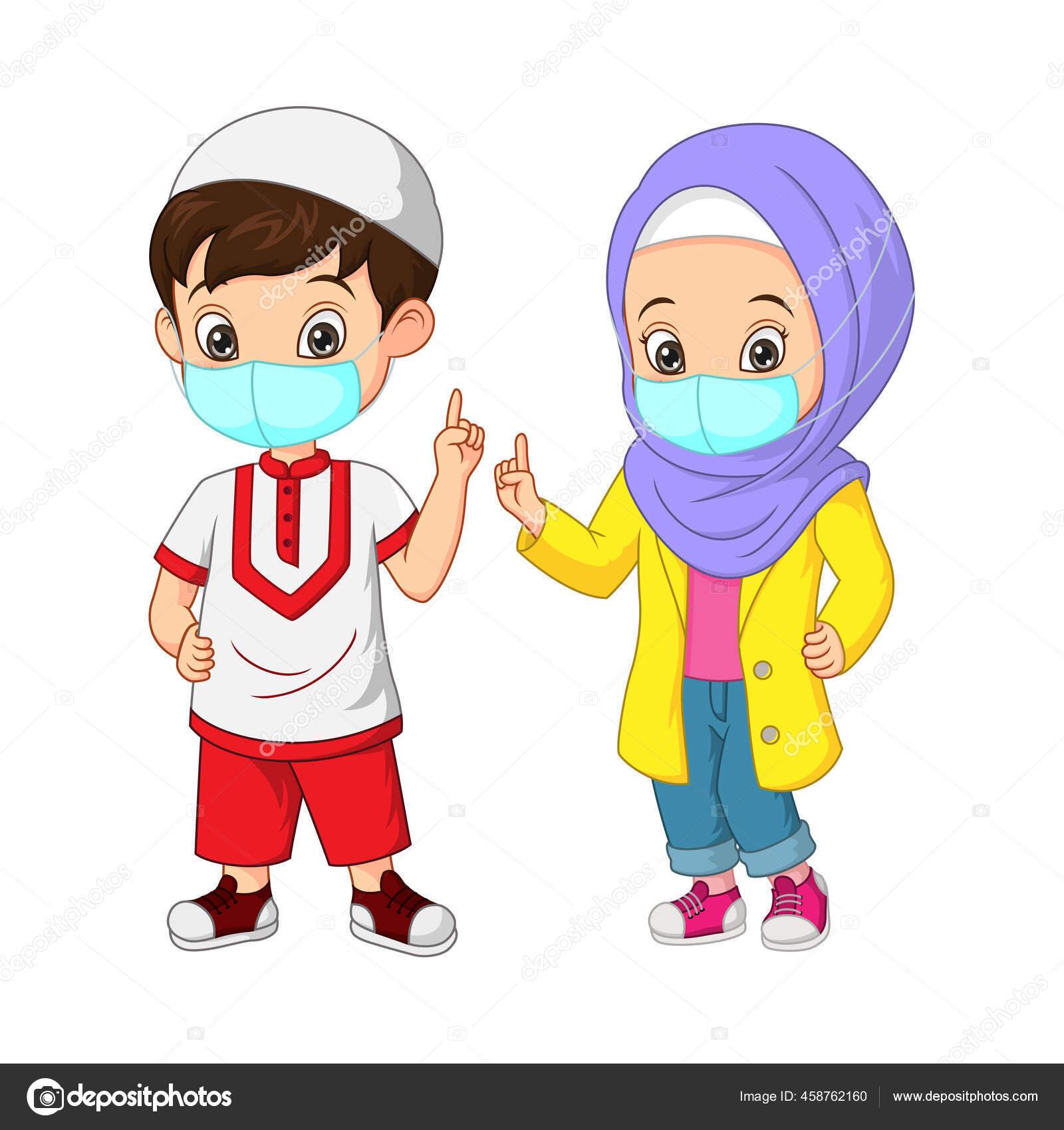 88 Malay Arab Hijab Vector Images Free Royalty Free Malay Arab Hijab Vectors Depositphotos