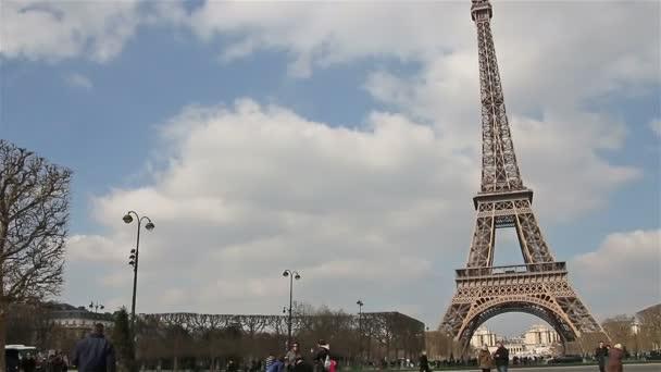 Paris - France, March 22, 2016: Eiffel Tower, Paris, France, Europe.