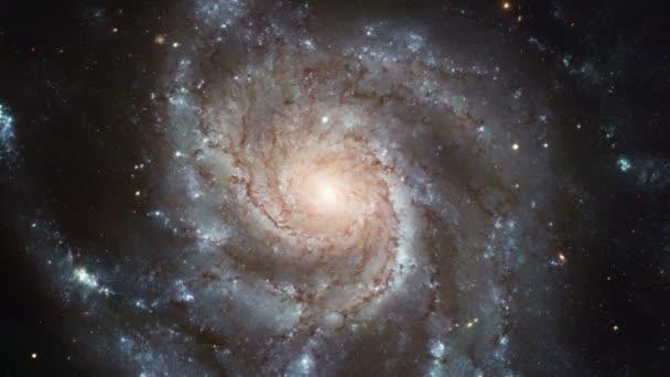 Rotující galaxie
