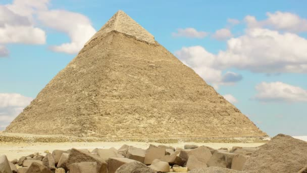 Pyramid of Khufu. Cairo. Egypt. v.2