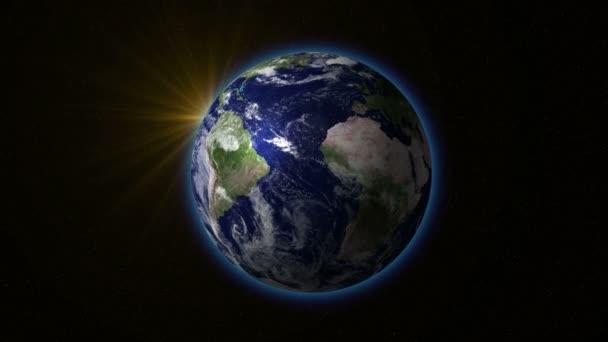 Země se otáčí s Sun. v.2.