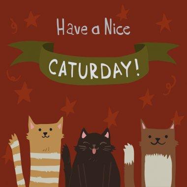 Cat's Saturday Postcard.