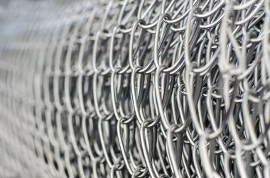 Wire  mesh fence in roll