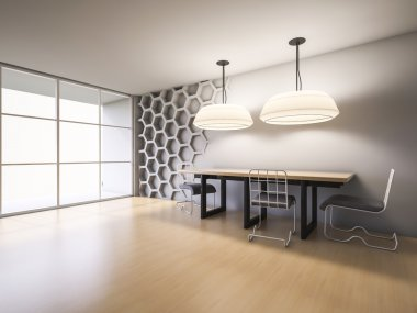 3Ds render interior