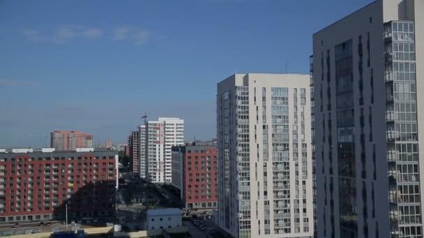 Mehrere Mehrfamilienhäuser