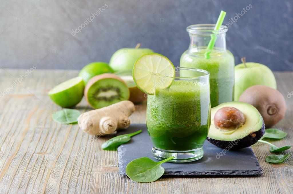 Energy diet detox.