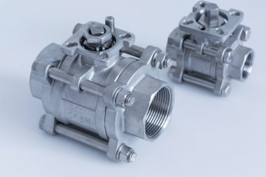 Group 2 ball valves