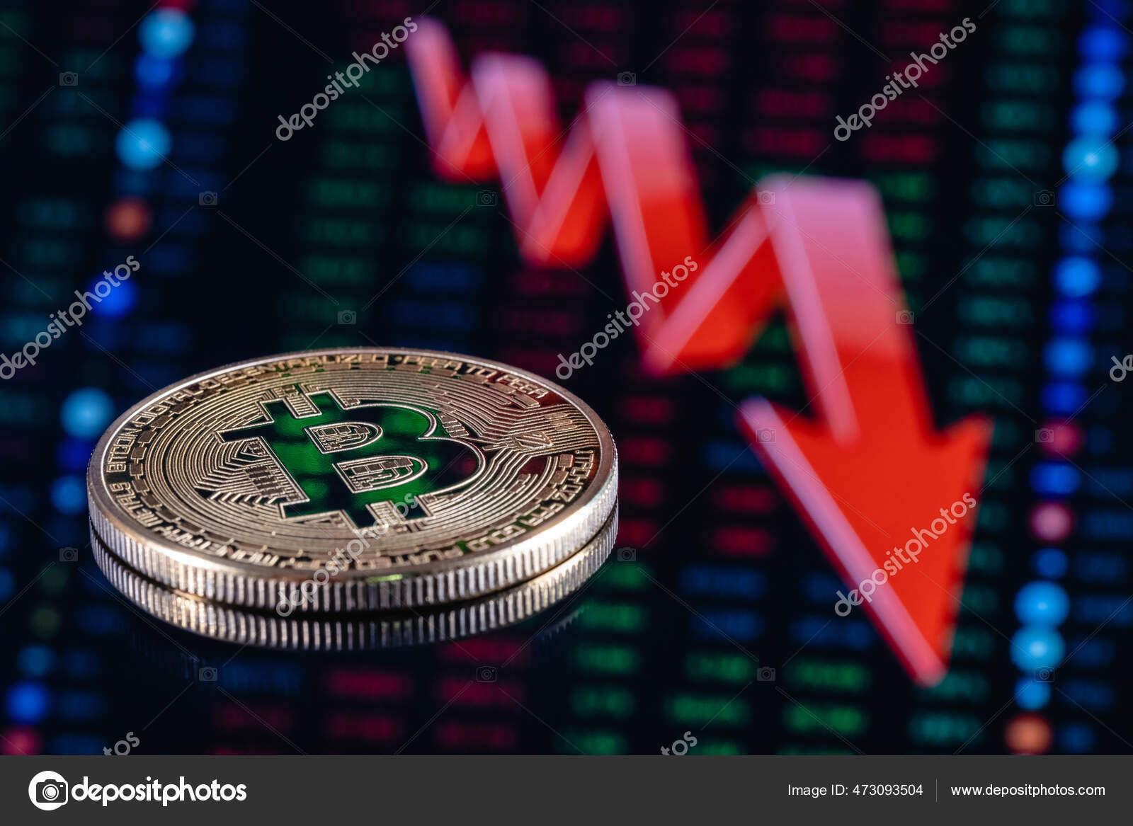lato negativo di bitcoin)