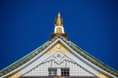 The Decoration of Osaka Castle