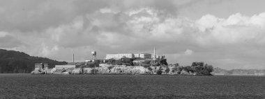 Alcatraz Island  San Francisco, USA.
