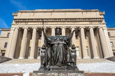 Columbia University of New York