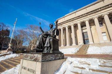 Columbia University of New York