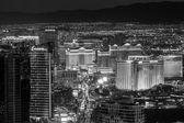 Fotografie Aussicht auf dem Strip in Las Vegas