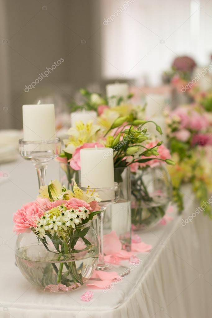 Hochzeitsdekoration Inneren Urlaub Dekor Stockfoto C Catdesign