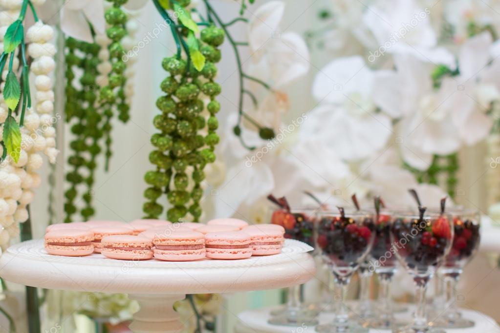 Bruiloft tafeldecoratie tabel voor een bruiloft diner in for Tafeldecoratie bruiloft