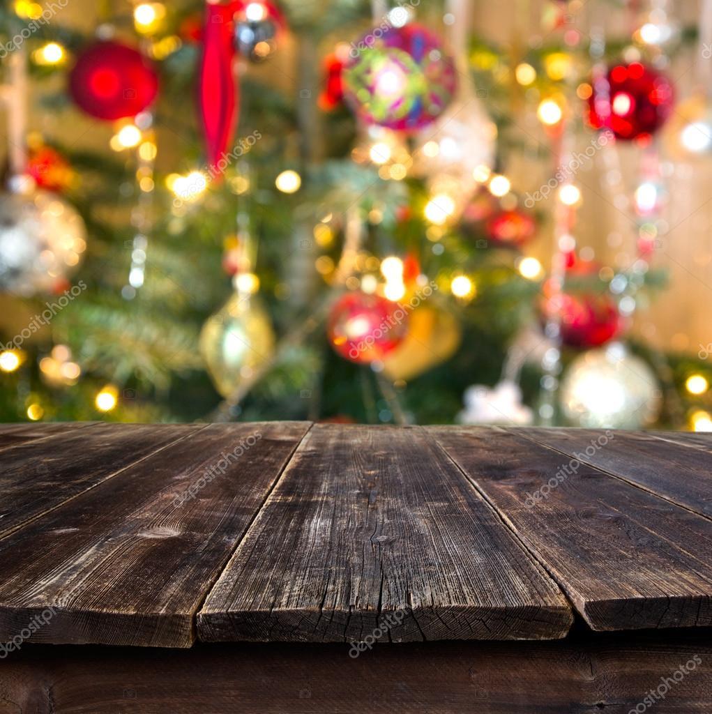 Fondo De Mesa De Navidad Fotos De Stock Swavo 82411224