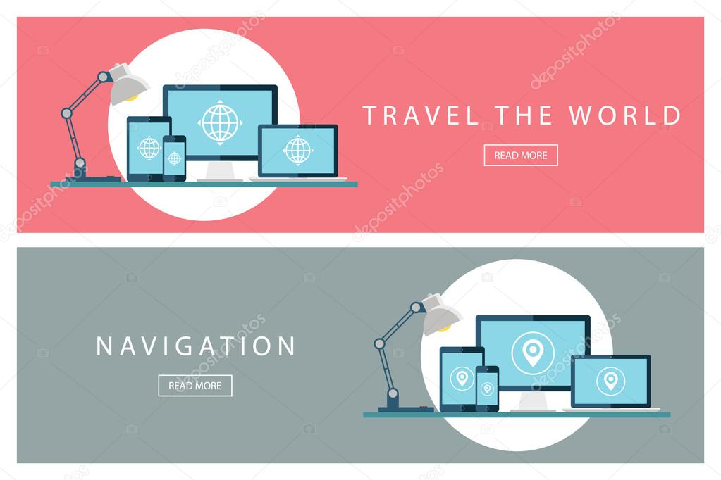Travel Promotion Banners Sorority Banners