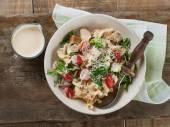 Fotografie Pasta salad