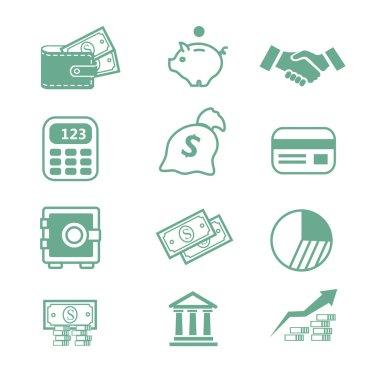 Finance Icons -