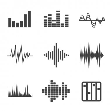 Vector sound waves set