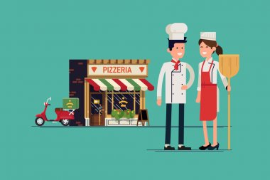 Lovely family business - Pizzeria