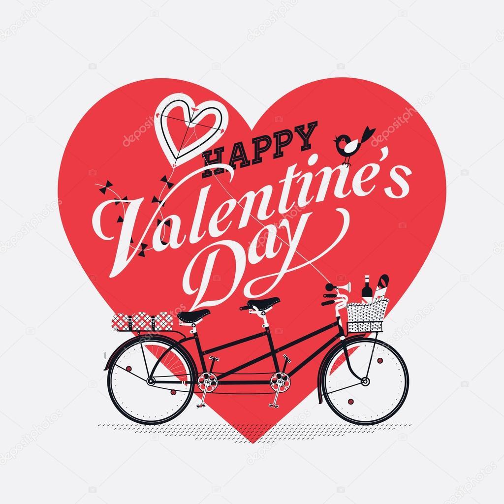 c6c771b3cf629 Elemento de diseño vectorial hermosa en celebración del día de San Valentín  con el corazón en forma de fondo