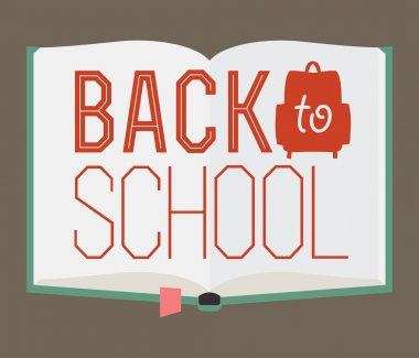Back to school in book