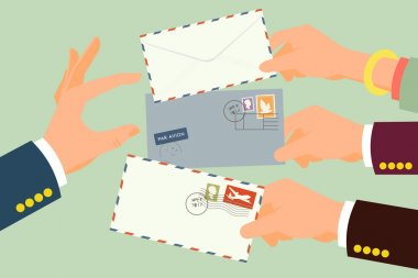 Business correspondence.