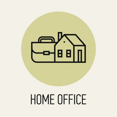 Home office icon