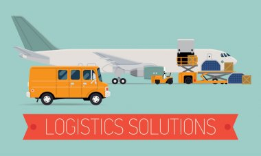 Logistics solutions and shipping