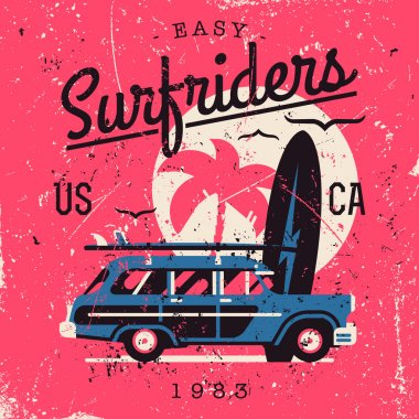 Retro Surf items