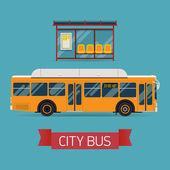 Fotografia elementi di trasporto pubblico, autobus