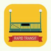 Super rapid transit