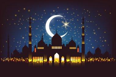 template on Generous Ramadan