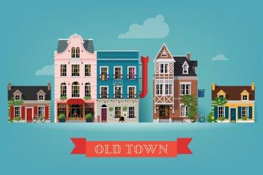 Old town village