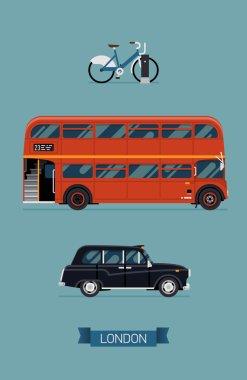 London public city transport