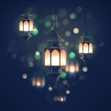 Beautiful Ramadan lanterns