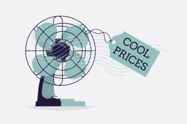 Cool prices - fan