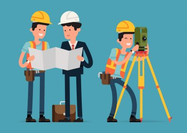 Construction and civil engineering industry