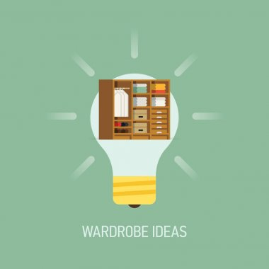 Interior design wardrobe ideas